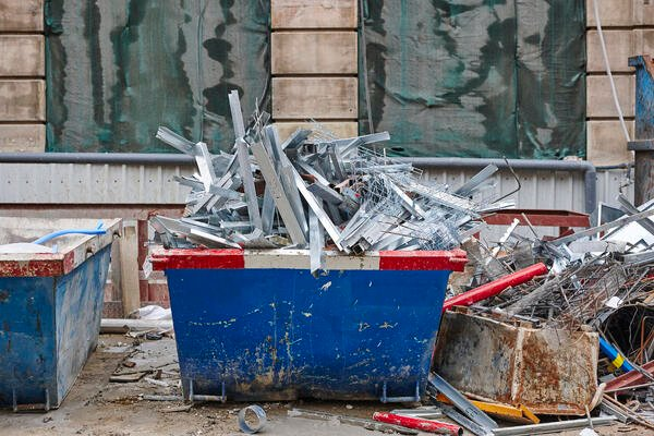 5 Benefits of Recycling Construction Materials