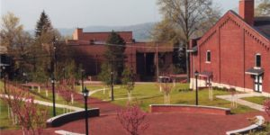 Allegheny College Site Renovations