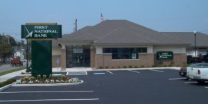 First National Bank of Meadville