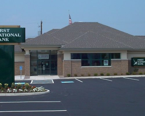First National Bank: Meadville