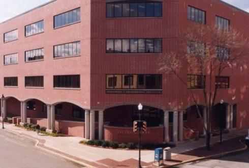 Victor C. Leap Building