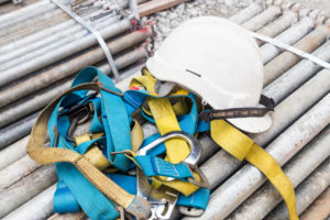 safe construction site