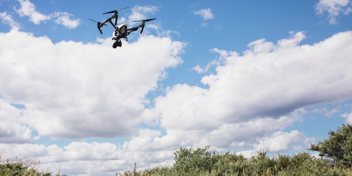 Technology Highlight of the Month | Drones in Construction