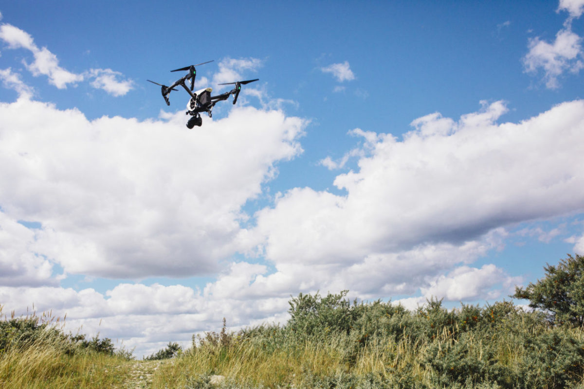 Technology Highlight of the Month | Drones in Construction [Video]