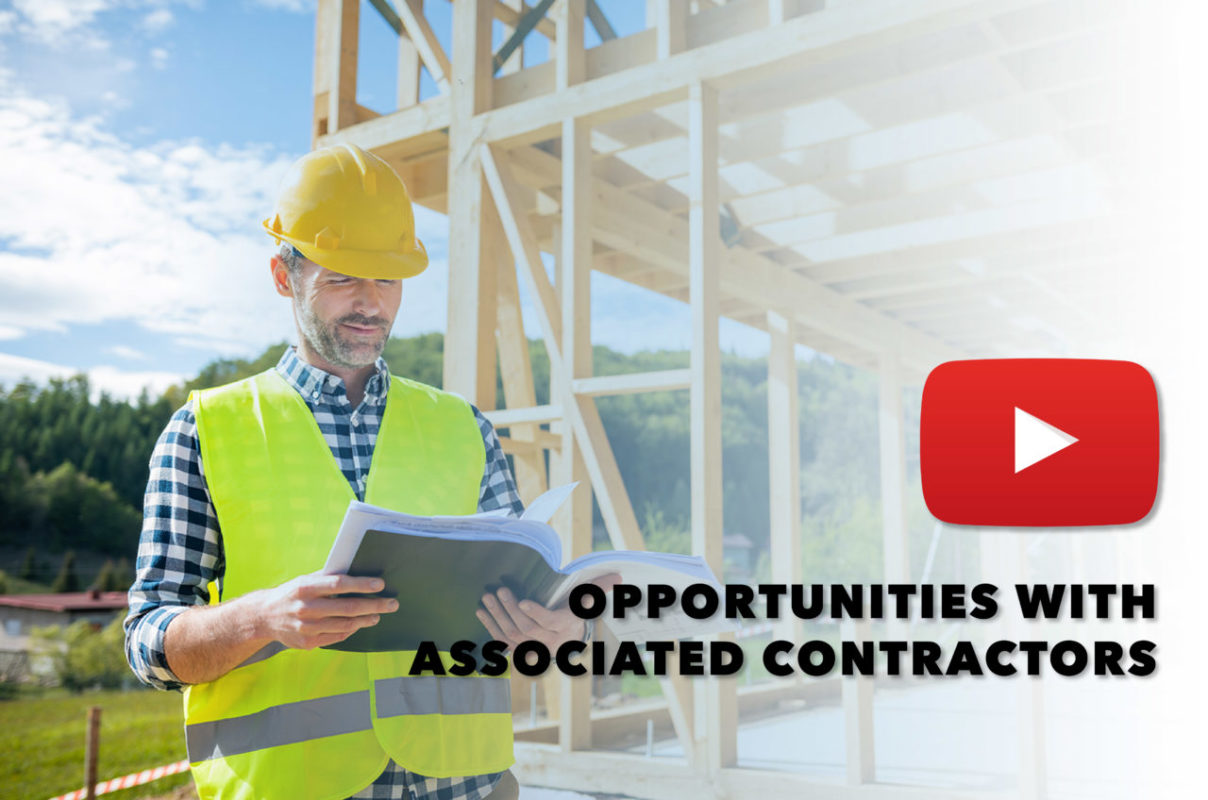 Opportunities with Associated Contractors [Video]