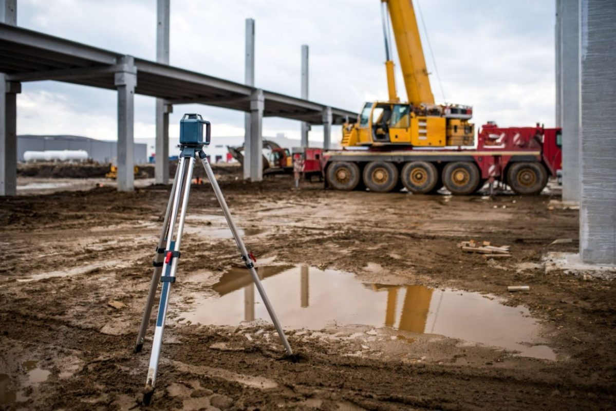 ACI Technology of the Month: Total Station